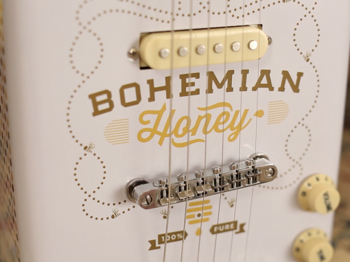 Product / Bohemian Guitars